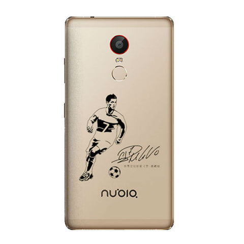 ZTE Nubia Z11 Max 64GB 4G LTE C. Ronaldo Special Edition Gold Unlocked (CN Version)