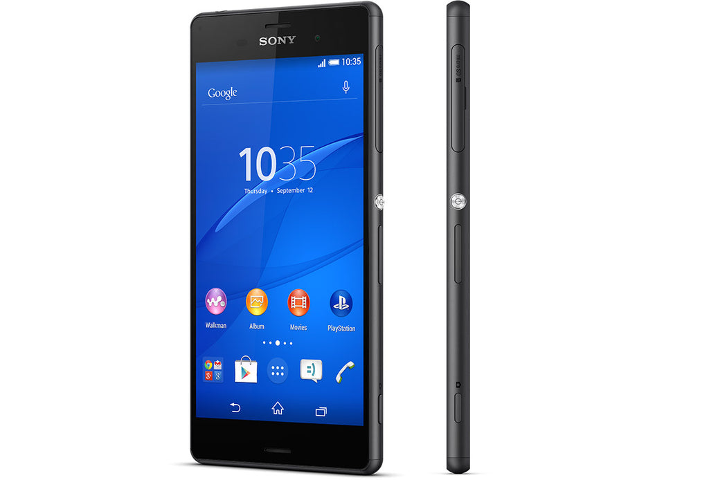 Sony Xperia Z3 16GB 4G LTE Black (D6653) Unlocked
