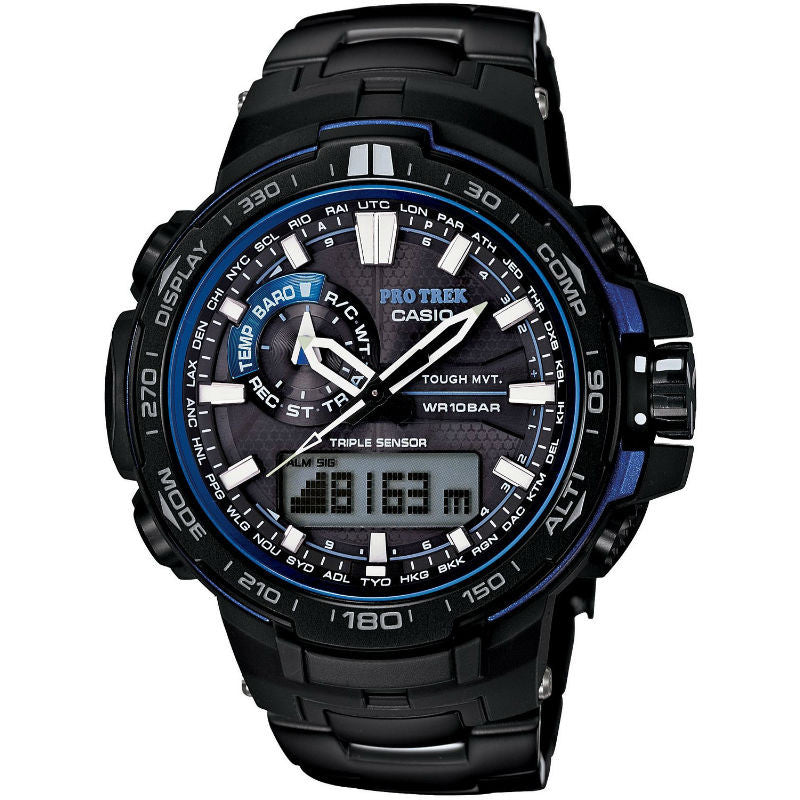Casio Protrek PRW-6000YT-1BDR Watch (New with Tags)
