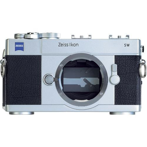 Zeiss Ikon SW Body Silver Rangefinder Camera