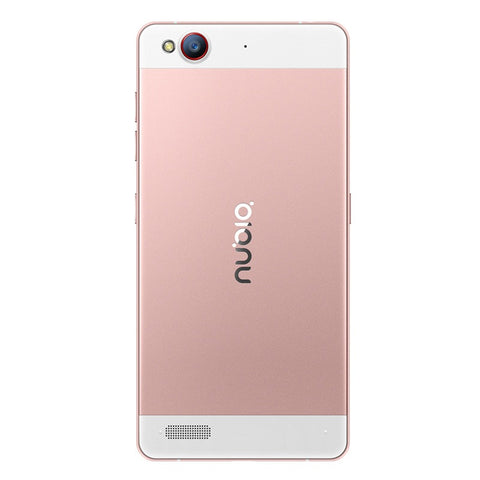 ZTE Nubia My Prague Dual 16GB 4G LTE Rose Gold Unlocked