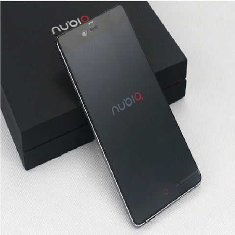ZTE Nubia Z9 Max Dual 16GB 4G LTE Youth Version Black Unlocked
