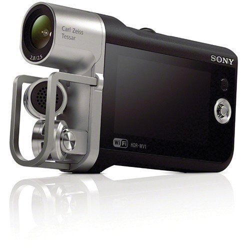 Sony HDR-MV1 Nero (NTSC) Music Video Camera e Videocamera - MobiCity Italia