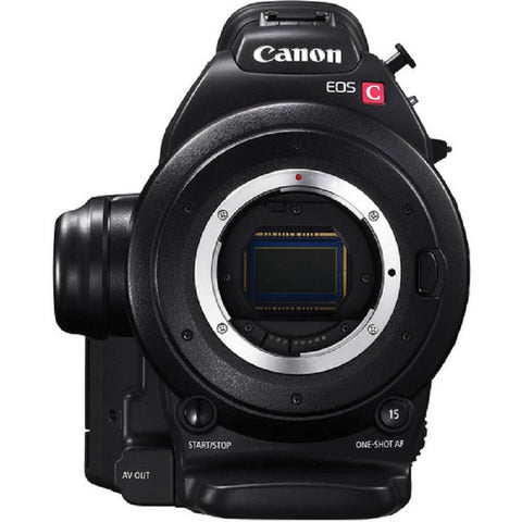 Canon EOS C100 Digital Video Camera Body - MobiCity Italia