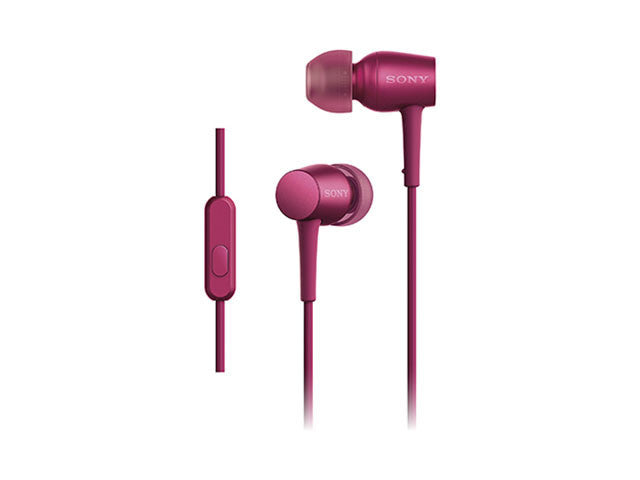 Sony MDREX750APPME Cuffie In-Ear (Rosa)