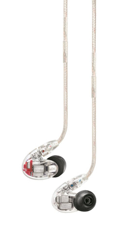 Shure SE846 Sound Isolating Cuffie Clear - MobiCity Italia