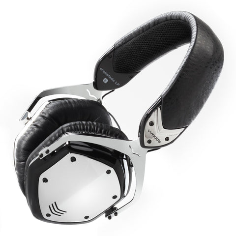 V-Moda Crossfade LP Cuffie Over-Ear Argento