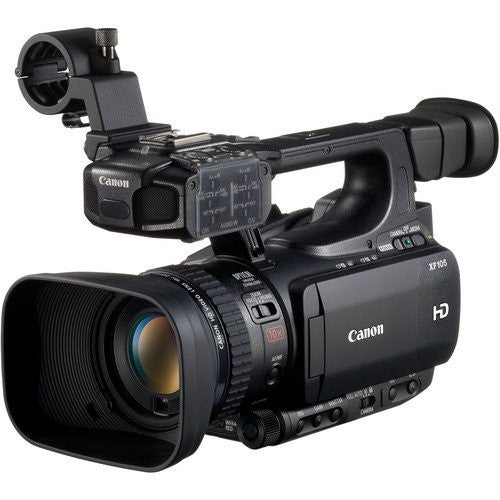 Canon XF105 HD (PAL) Videocamere