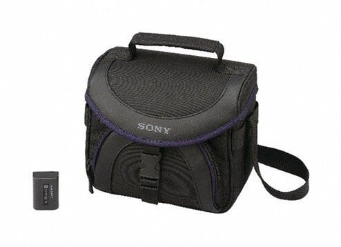 Sony ACC-FV50B Camcorder Accessory Kit
