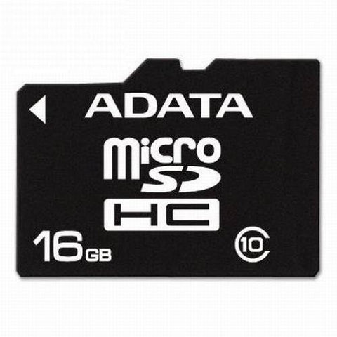 A Data 16GB T-Flash/MicroSDHC (Classe 10) - MobiCity Italia
