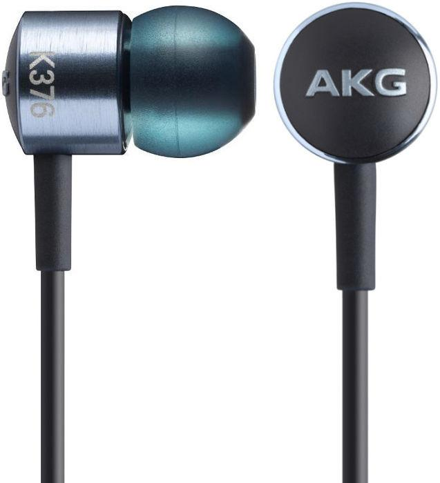 AKG K376 Cuffie In-Ear (Blu)