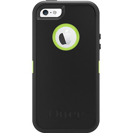 OtterBox Defender Series per IPhone 5/5S Key Lime - MobiCity Italia