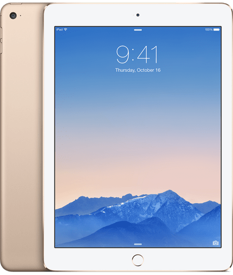 Apple iPad Air2 128GB Wi-Fi Oro