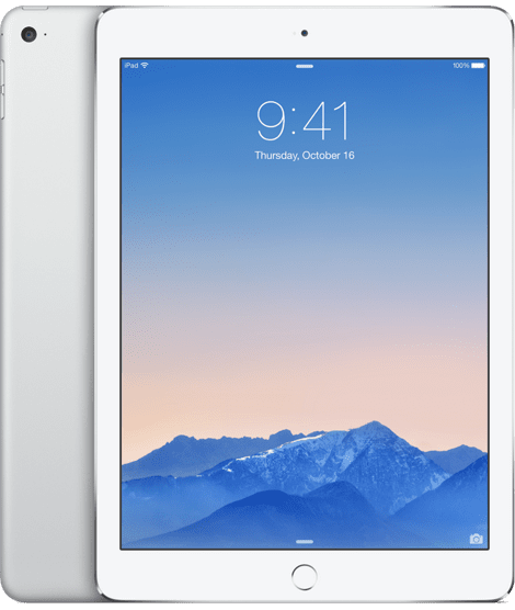 Apple iPad Air2 16GB Wi-Fi Argento