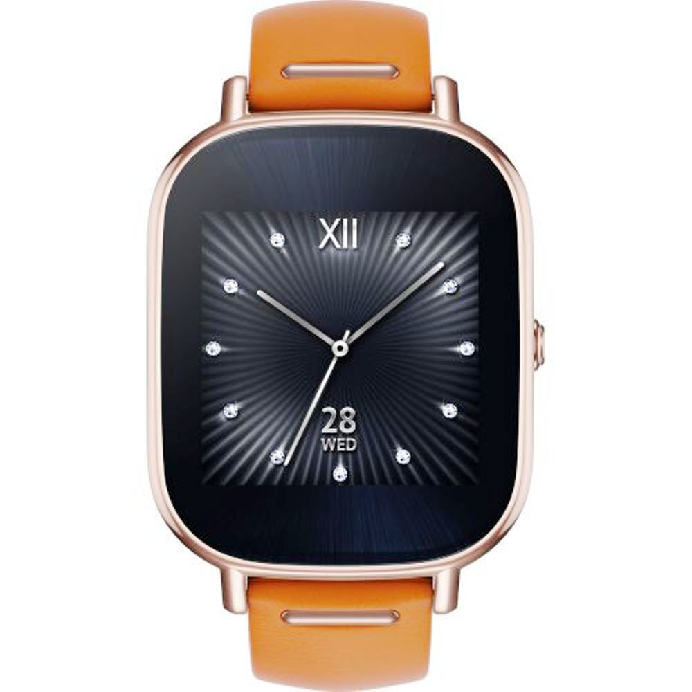 Asus WI502Q Zen Watch 2 Leather (Oro Rosa)