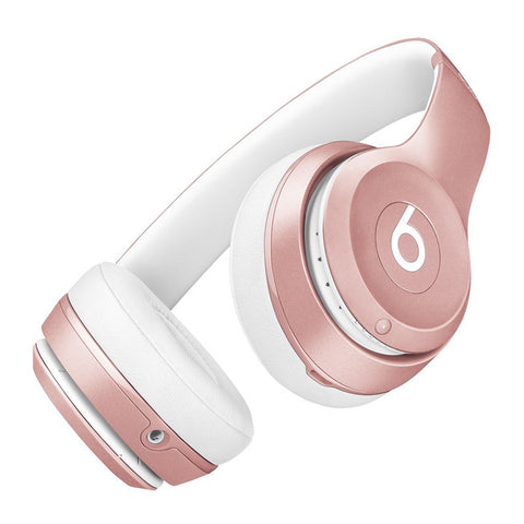 Beats Solo2 Special Edition Cuffie Wireless (Rose Oro) (MLLG2PA/A) - MobiCity Italia