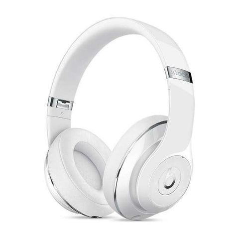 Beats Studio Wireless Gloss Bianco Cuffie sull'orecchio (MP1G2PA/A)