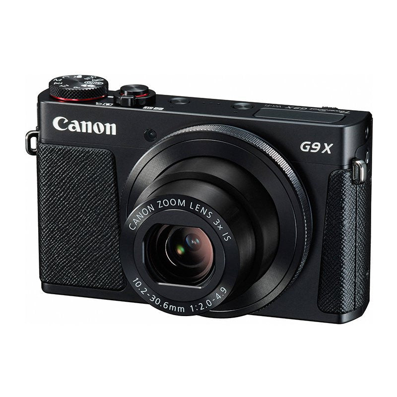 Canon PowerShot G9 X Nero Camera Digitale