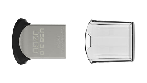 SanDisk Cruzer Ultra Fit SDCZ43-032G Pen Drive USB 3.0 Da 32GB