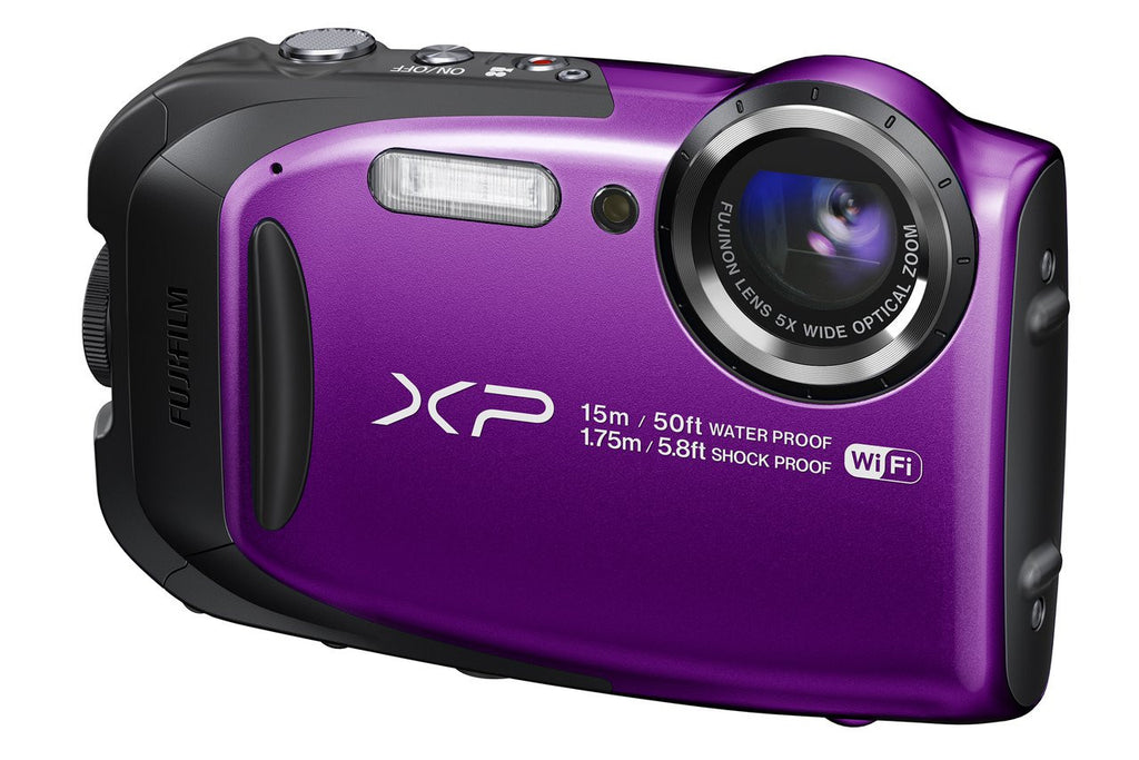 Fuji Film FinePix XP80 Camera Digitale Viola - MobiCity Italia