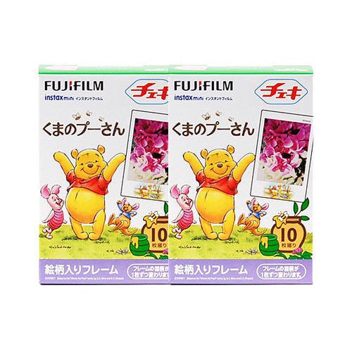 Fuji Mini Film (Pooh) Carta Fotografica