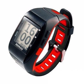 GOLife by Papago GoWatch 770 GPS Sports Watch Rosso