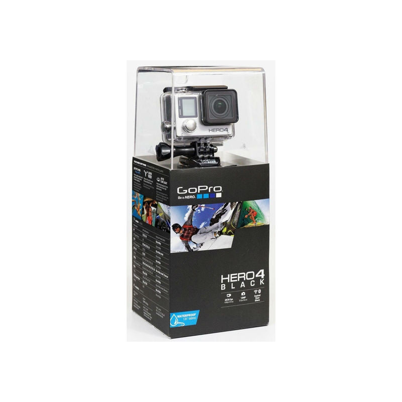 GoPro Hero 4 Digital Action Camera edizione nera