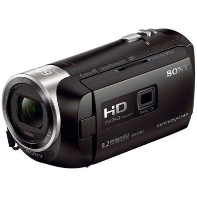 Sony HDR-PJ410 HD Video Camera and Videocamere - MobiCity Italia