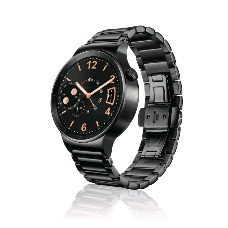 Huawei Link Nero Stainless Steel Smart Watch (Nero Case) - MobiCity Italia