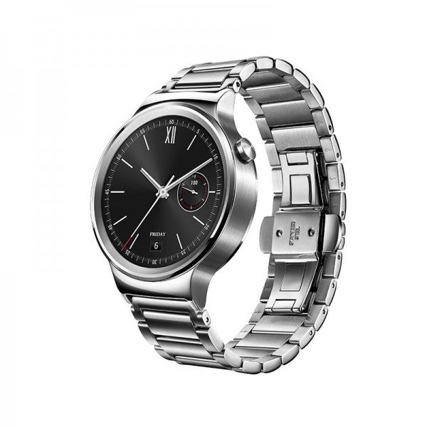 Huawei Link Argento Stainless Steel Smart Smart Watch (Argento Case) - MobiCity Italia