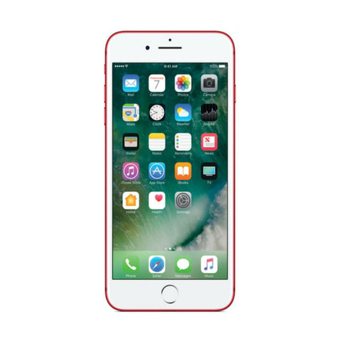Apple iPhone 7 Plus 128GB 4G LTE Rosso Sbloccato