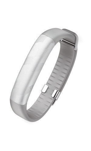 Jawbone UP2 Fitness Tracker (Argento) - MobiCity Italia