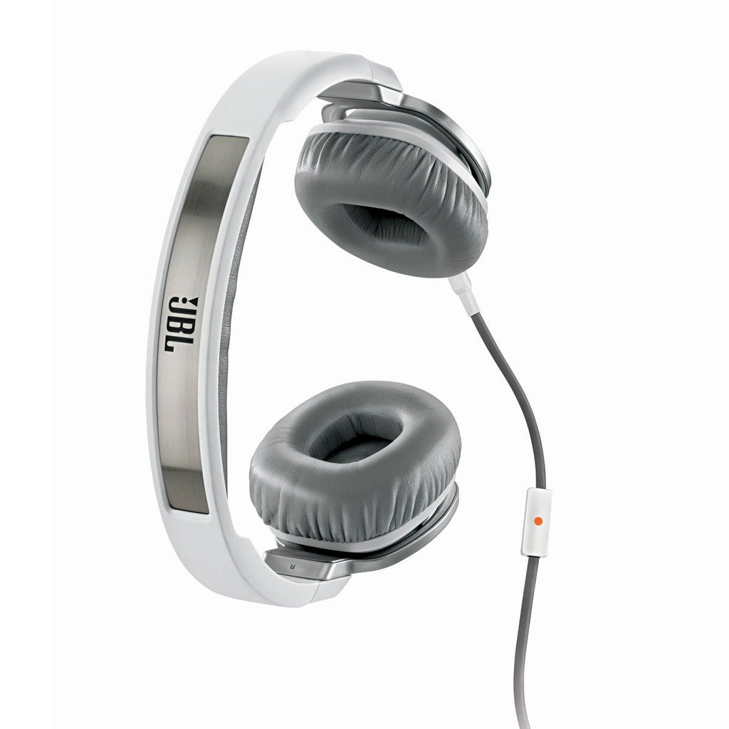 JBL J55a High Perpermance On-Ear Cuffie Bianco - MobiCity Italia