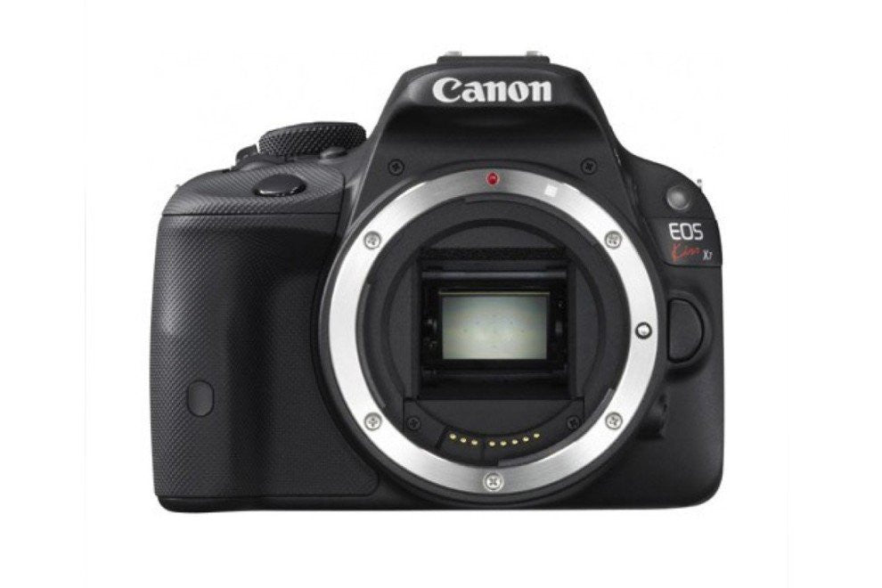 Canon EOS Kiss X7 Body Nero Digital SLR Camera (Scatola con Kit)