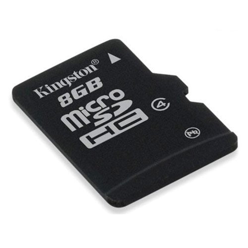 Kingston 8GB T-Flash/Micro SD (Classe 4)