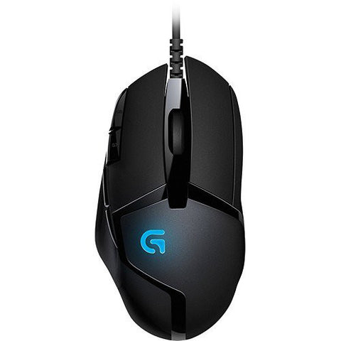 Logitech G402 Hyperion Fury FPS Mouse per Gaming