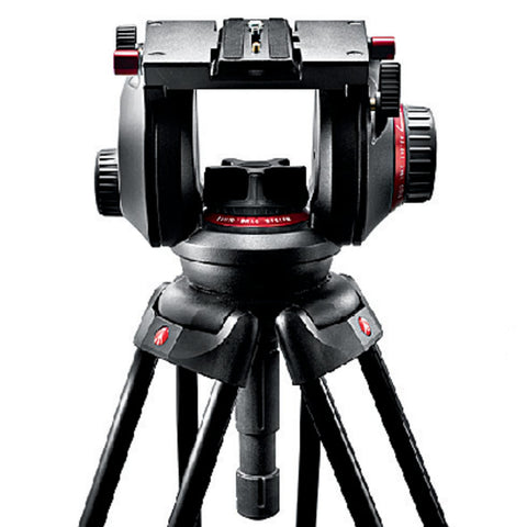 Manfrotto 509HD Professionale Video Head 100