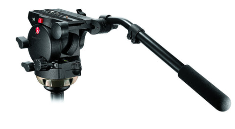Manfrotto 526 Pofessional Fluid Video Head - MobiCity Italia