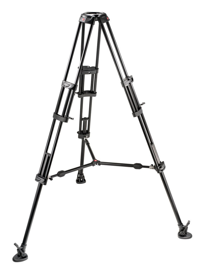 Manfrotto 545B Professionale Aluminum Video Treppiede 2 Stage - MobiCity Italia