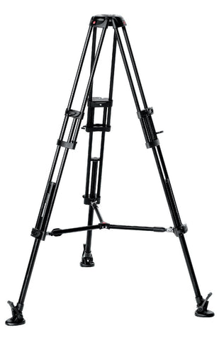 Manfrotto 546B Professionale Video Treppiede Mid Spreader