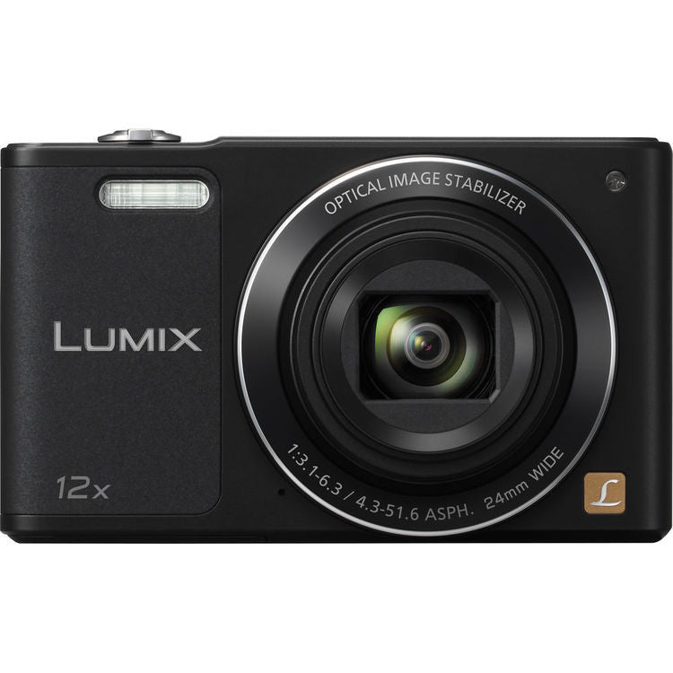Panasonic Lumix DMC-SZ10 Nero Camera Digitale - MobiCity Italia