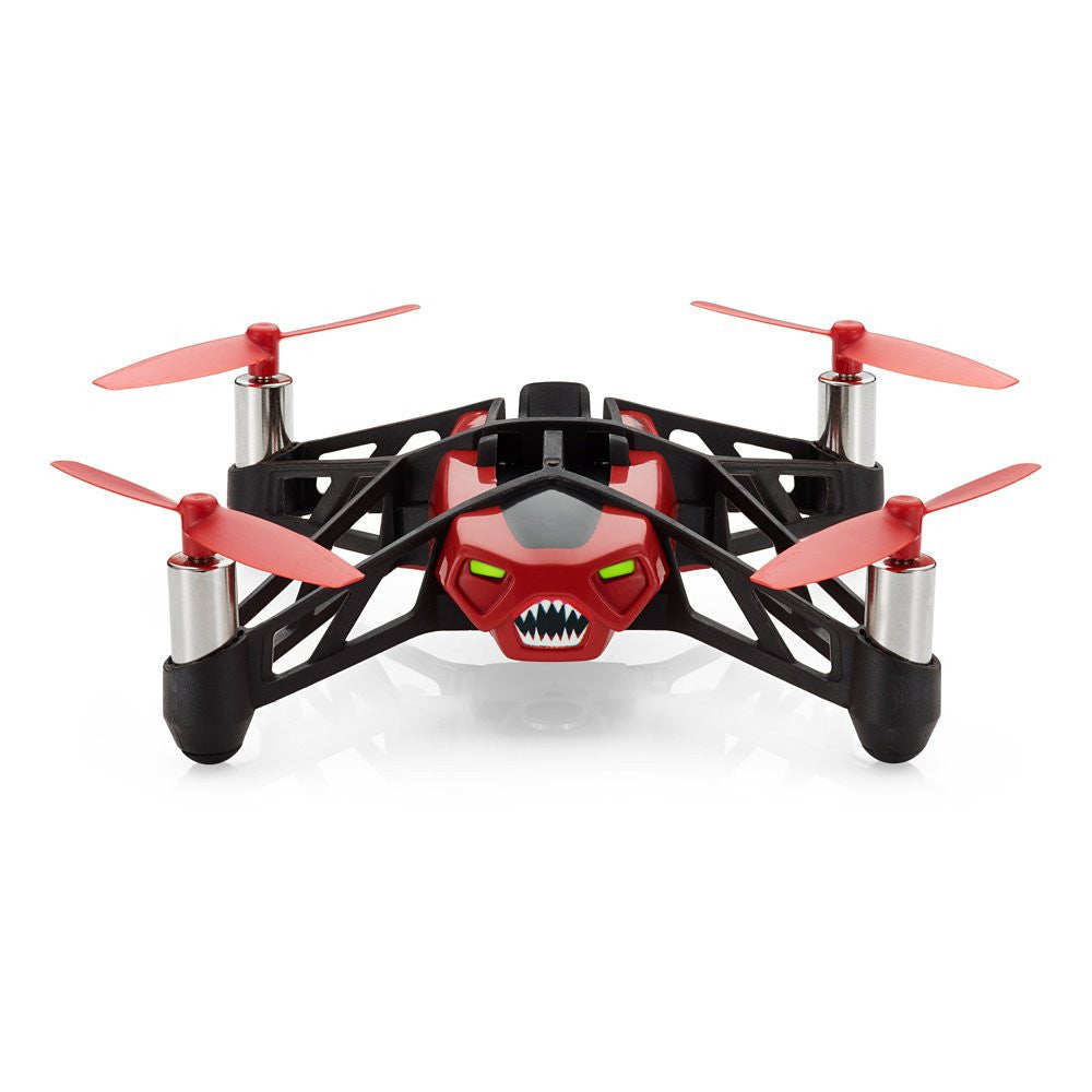Parrot MiniDrone Robot Rolling Spider Rosso - MobiCity Italia