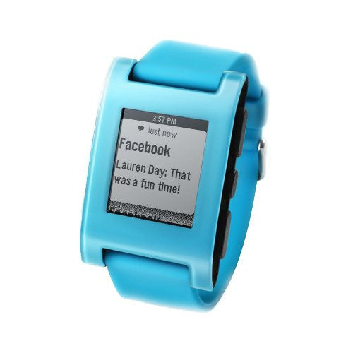Pebble Smartwatch (Blu Volo)