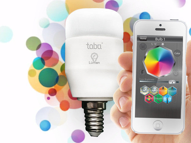 Tabu Lumen Lumini E14 TL100A Blutooth LED Smart Bulb