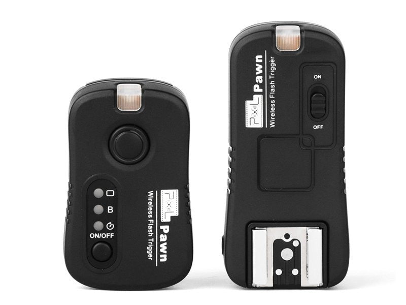 Pixel Pawn Controllo A Distanza Wireless Scatto/Flash Per Nikon - MobiCity Italia