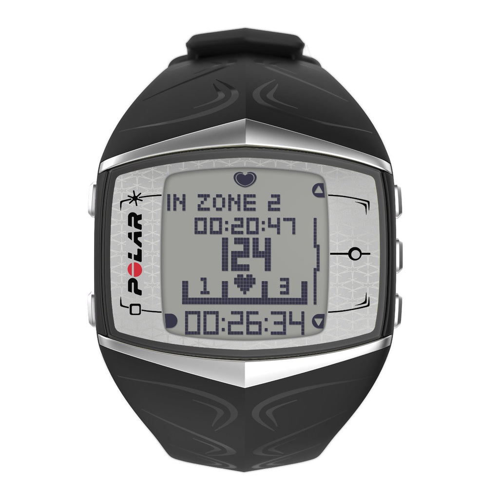 Polar Fitness e Cross-Training FT60F 90051011 Fitness Watch (Nero)
