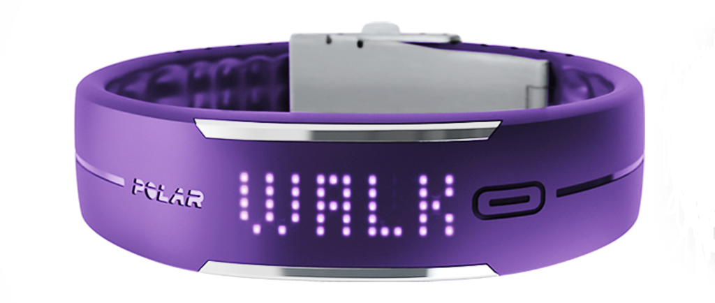 Polar Fitness e Cross-Training Loop 90052237 Activity Tracker (Viola)