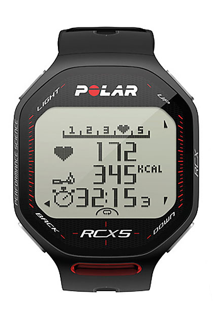 Polar Running e Multisport RCX3M 90051085 GPS Sports Watch (Nero)
