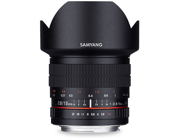 Samyang 10mm f/2.8 ED AS NCS CS Lenti (Sony Nex) - MobiCity Italia