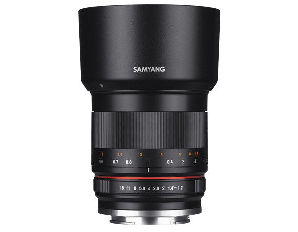 Samyang 50mm f/1.2 AS UMC CS Lenti (M4/3) - MobiCity Italia